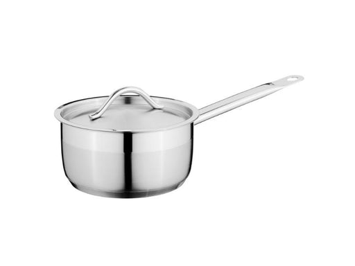 "6.25"" Stainless Steel Covered Casserole 1.7Qt"
