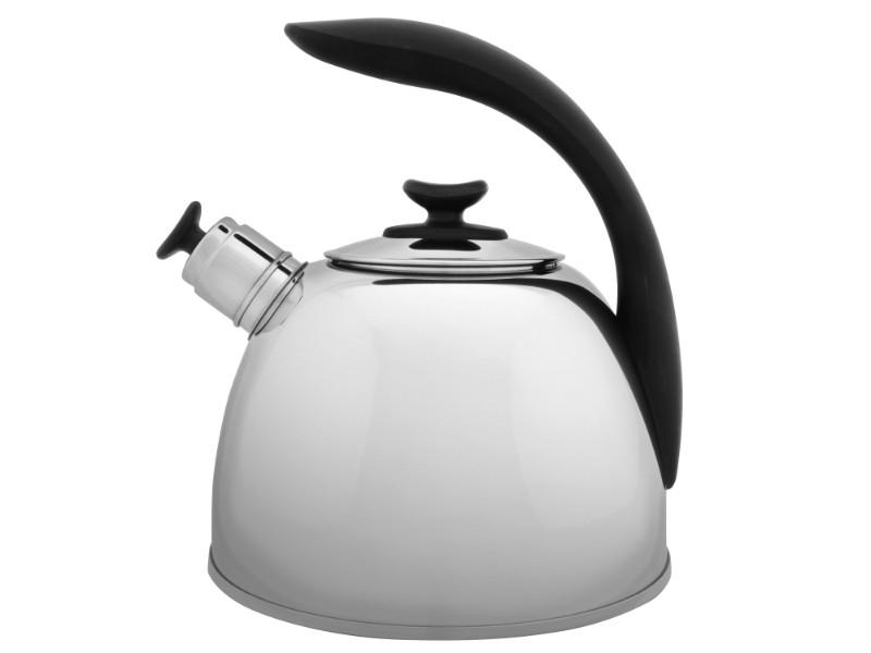 BergHOFF Essentials Lucia 18/10 SS Whistl. Kettle, 2.6 Qt