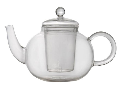 Essentials 1.06Qt Glass Tea Pot