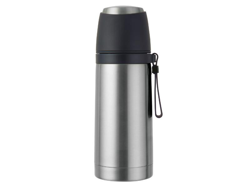 Essentials 1.06Qt Stainless Steel Travel Thermos