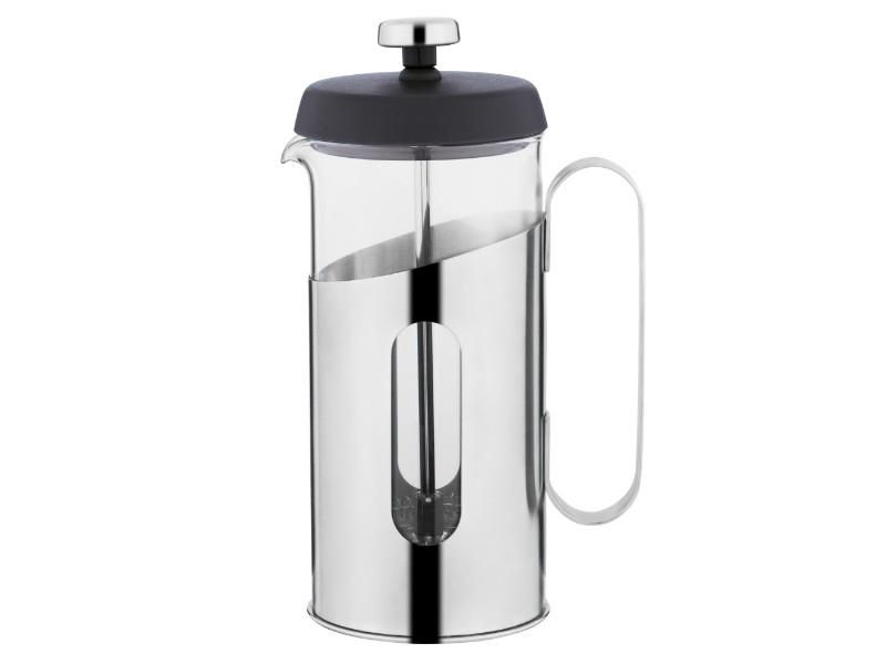 Essentials 0.37 Qt Stainless Steel Coffee & Tea French Press