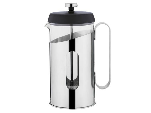Essentials 0.63 Qt Stainless Steel Coffee & Tea French Press