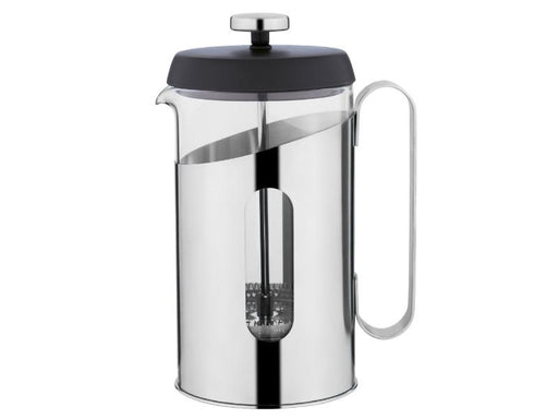 Essentials 0.85 Qt Stainless Steel Coffee & Tea French Press