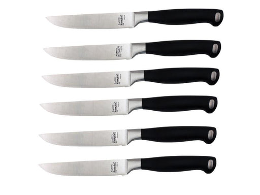Bistro Stainless Steel Steak Knife, Set of 6