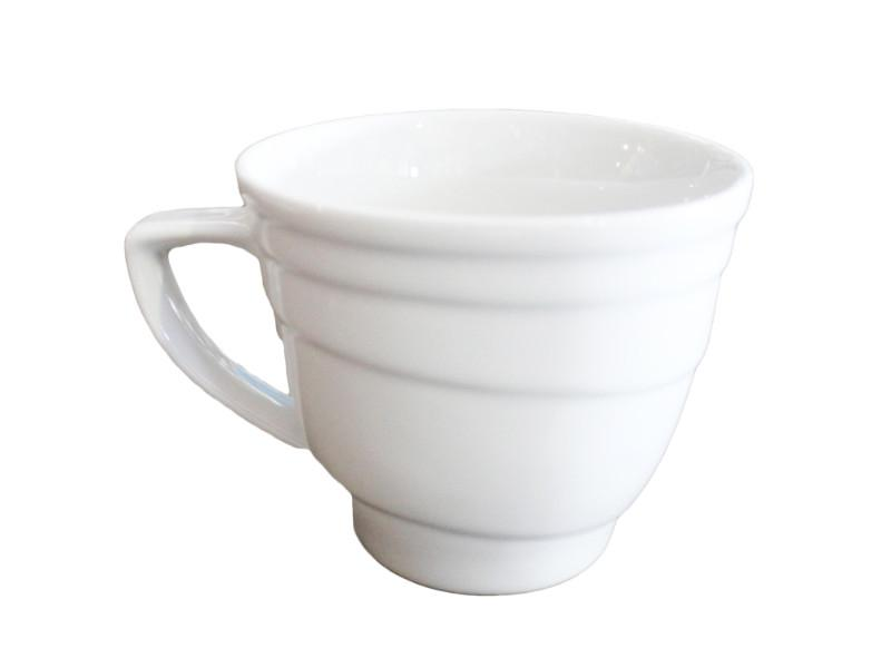 9oz Porcelain Coffee/Tea Cup