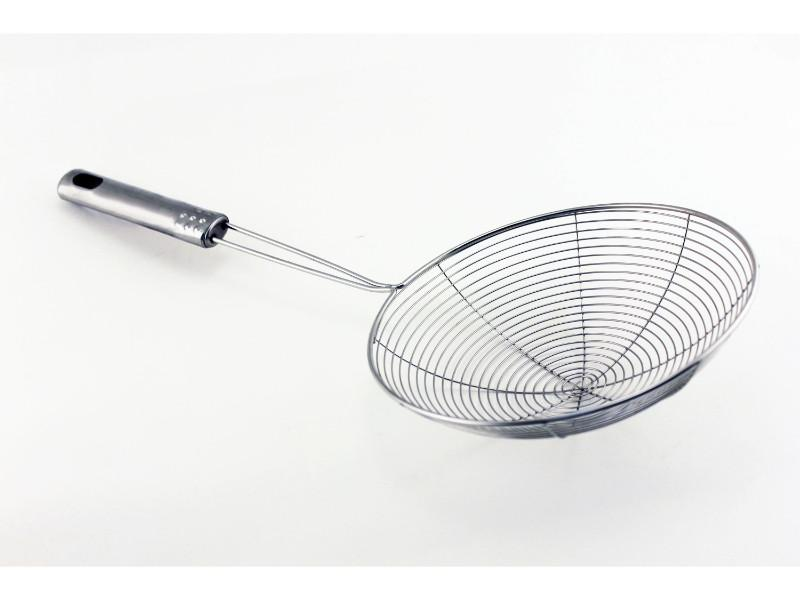 "Studio 17"" Stainless Steel Wire Skimmer"