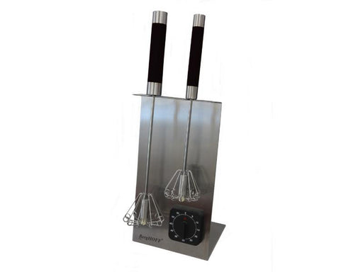 SS Magic Whisk & Timer Set Black