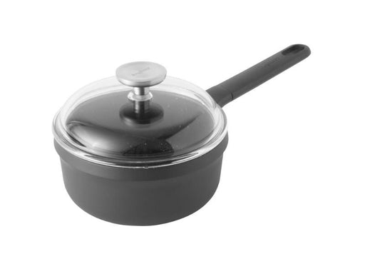 "GEM 7"" Non-Stick Covered Sauce Pan 1.9Qt"