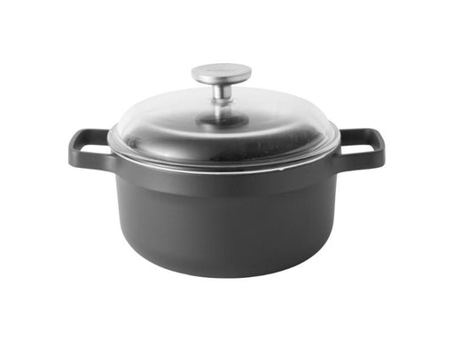 "GEM  8"" Non-Stick Covered Casserole 3Qt"