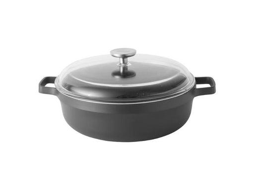 "GEM 11""  Non-Stick Covered Two-Handle Sauté Pan 4.9Qt"