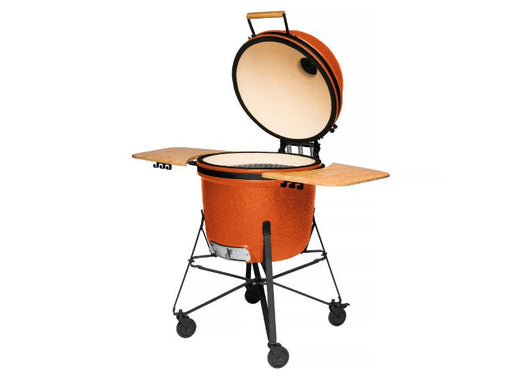 Ceramic BBQ Bright Orange 23""