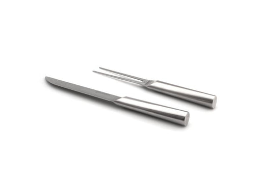Eclipse 2Pc Stainless Steel Carving Set