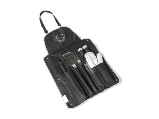 Eclipse 9Pc BBQ Set with Folding Carrier