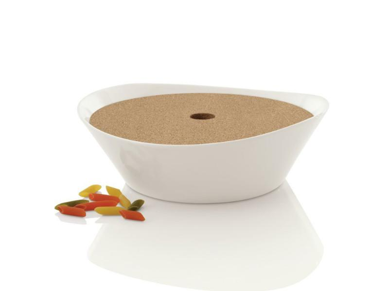 "Eclipse 11"" Porcelain Covered Pasta Bowl"