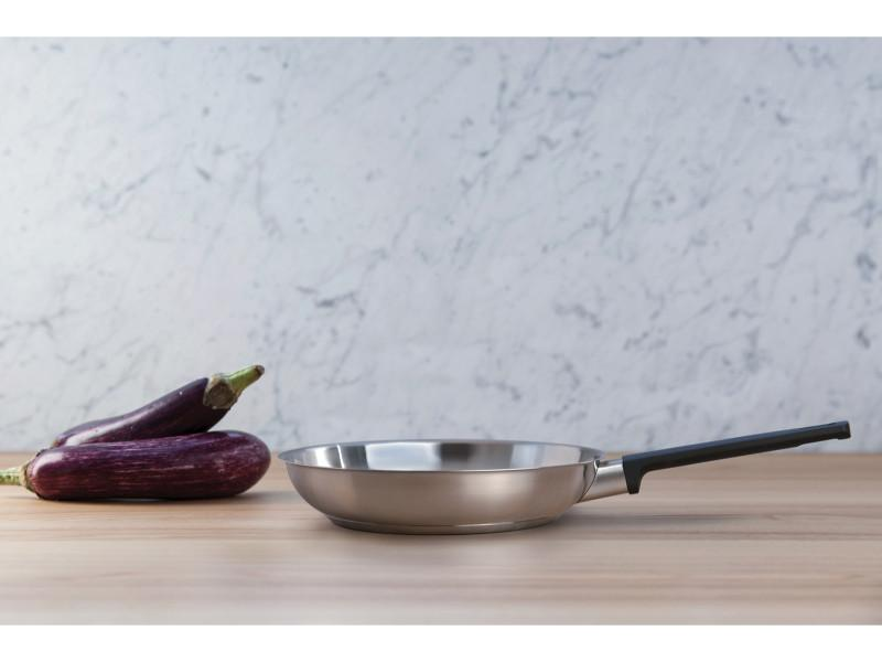 "Ron 10"" Stainless Steel Fry Pan"