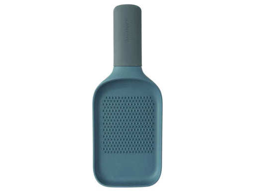 "Leo 9"" Ginger Grater, Grey, Blue"