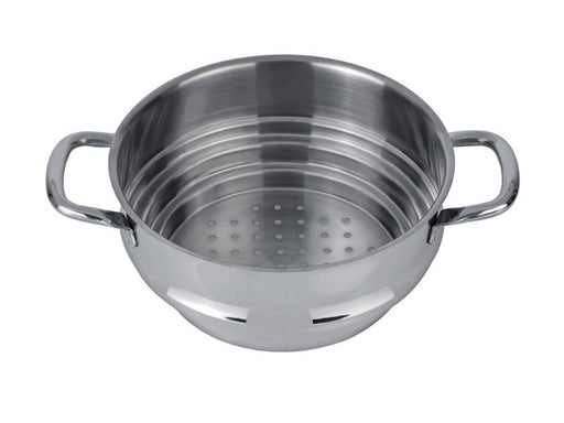"CollectNCook 9.5"" Stainless Steel Steamer Insert"