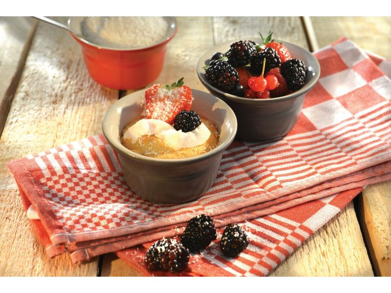 "CollectNCook 4"" Stoneware Ramekin, Set of 2"