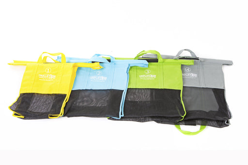 Trolley Bags 4Pc Original Pastel
