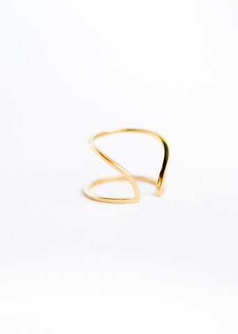 By Boe Ellipse Ring