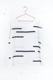 Uni NYC Broken Stripe Tunic