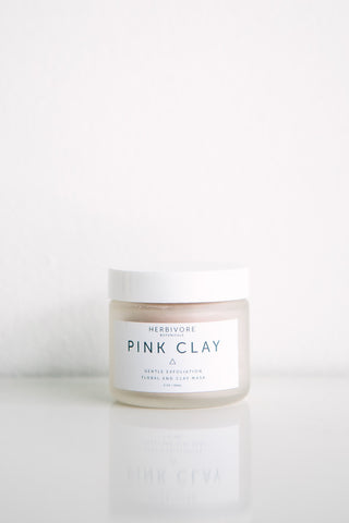 Pink Clay Facial Mask