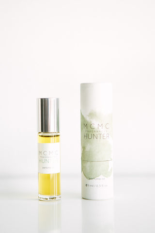 Perfume Oil- Hunter