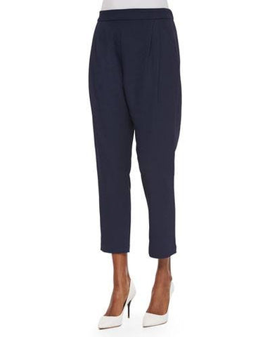 Derek Lam 10 Crosby Pleated Track Pant