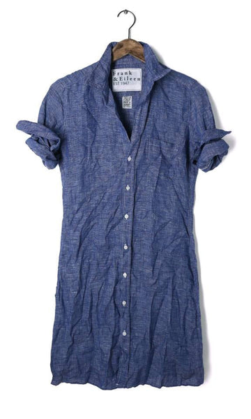 Frank and Eileen Murphy Shirtdress Chambray