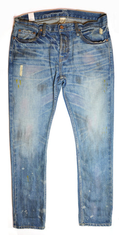 NSF Clothing Owen Boyfriend Jean Miner Wash