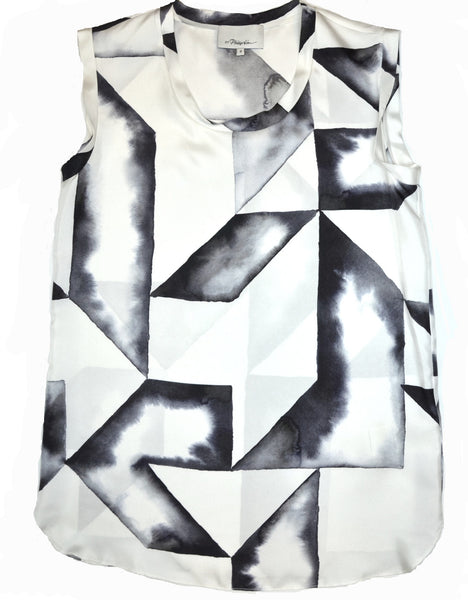 3.1 Phillip Lim Silk Muscle Tee