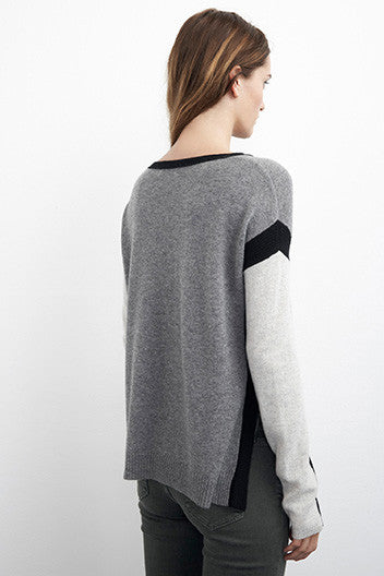 Velvet by Graham & Spencer Indra Cashmere Sweater