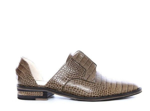 Freda Salvador Wear Oxford Croco Coriander