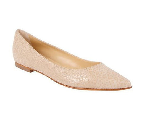Butter nude Pointer Flat
