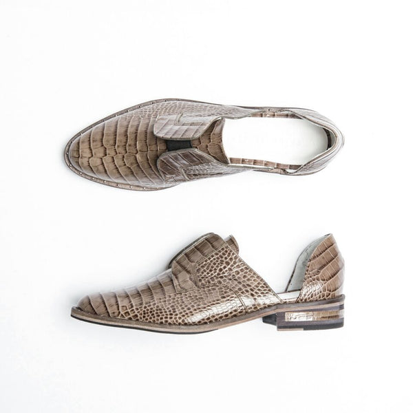 Freda Salvador Wear Croco Oxford