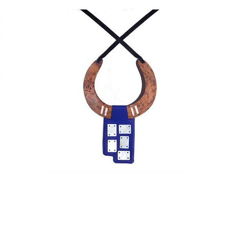 Parme Marin Womope Necklace