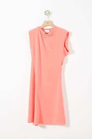 3.1 Phillip Lim Asymmetrical Draped Dress