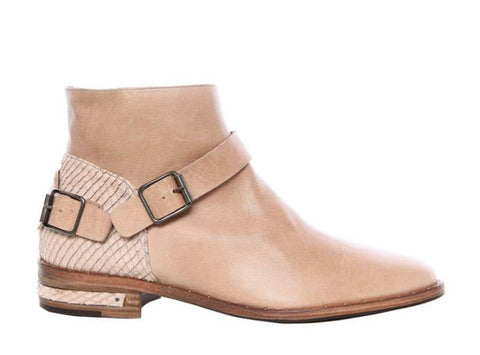 Freda Salvador Steer Boot Nude