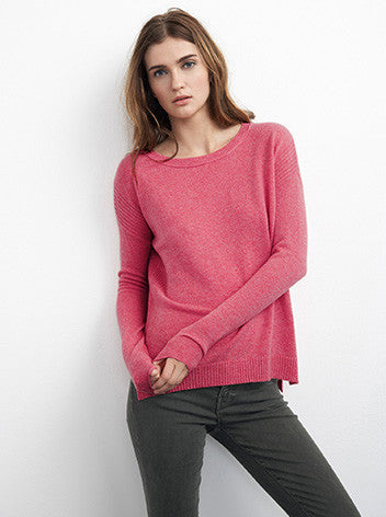Velvet by Graham & Spencer Delmy Cashmere Sweater