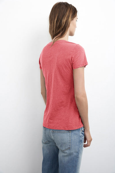 Velvet by Graham & Spencer Lilith V-neck Tee