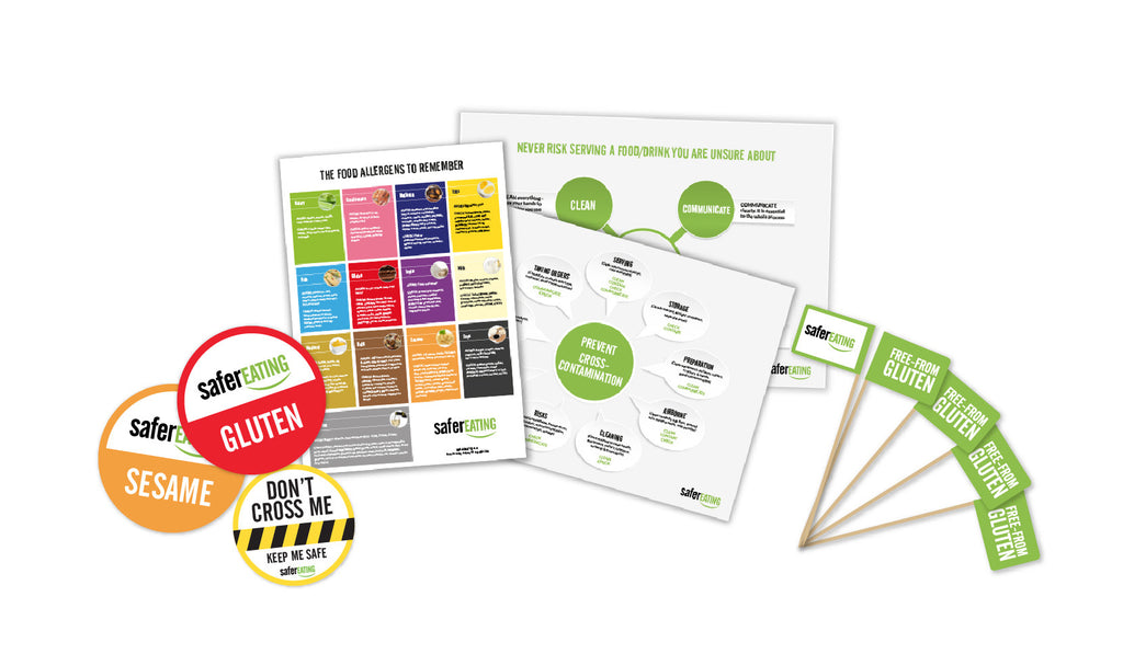 Safer Eating resources bundle