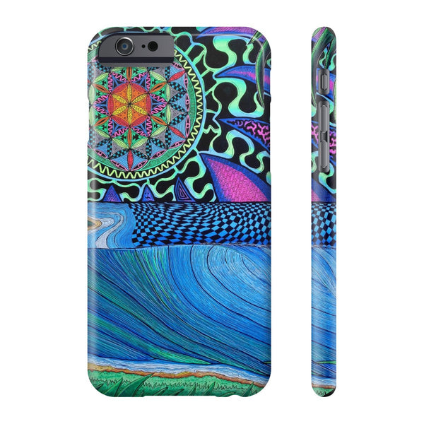 Sun of Life Phone Case