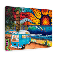 Gus the Bus 71' Canvas Gallery Wrap