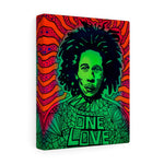 One Love Bob Marley Canvas Gallery Wrap