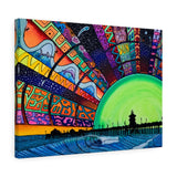 HB Dazzle 2 Canvas Gallery Wrap