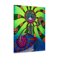 Surf Bot Canvas Gallery Wrap