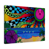 Mother's Beach Canvas Gallery Wrap