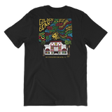 Golden Bear Bands T Shirt - Dark Colors