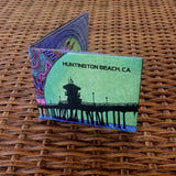 Huntington Beach Pier Wallet