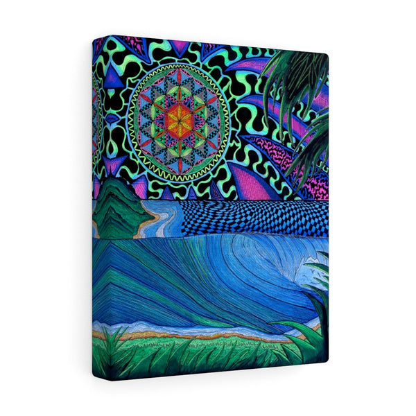 Sun of Life Canvas Gallery Wrap